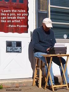 November, 2019 - Pablo Picasso