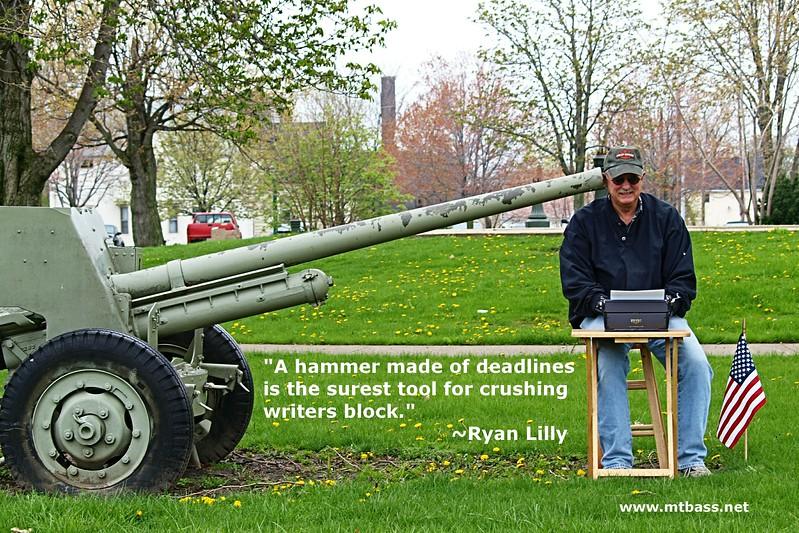 May, 2016 - Ryan Lilly