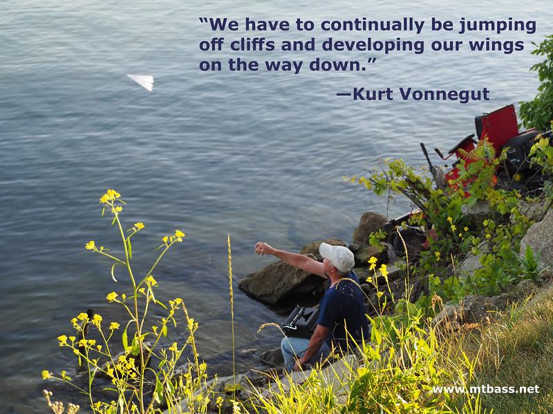 August , 2019 - Kurt Vonnegut