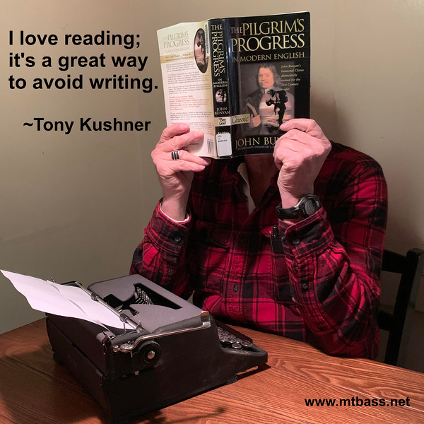 February, 2019 - Tony Kushner