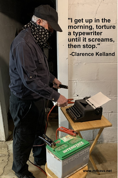 March, 2020 - Clarence Budington Kelland