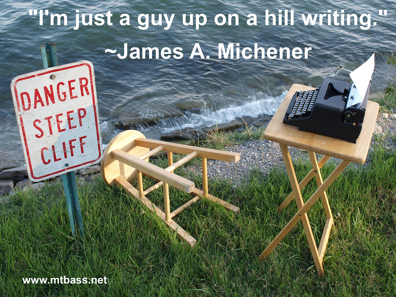 September, 2018 - James A. Michener