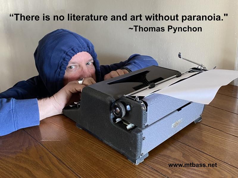 March, 2021 — Thomas Pynchon