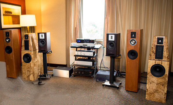 PHILHARMONIC AUDIO POWERED BY VAN ALSTINE