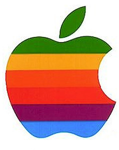 My first ever Apple computor had this on the carton. Pre Macs.