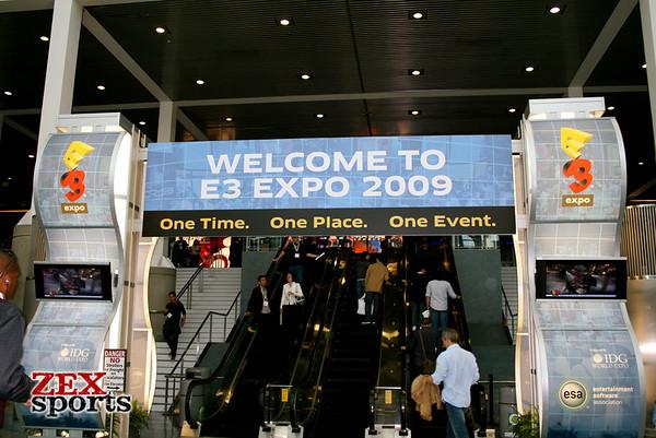 E3 Expo Los Angeles Convention Center