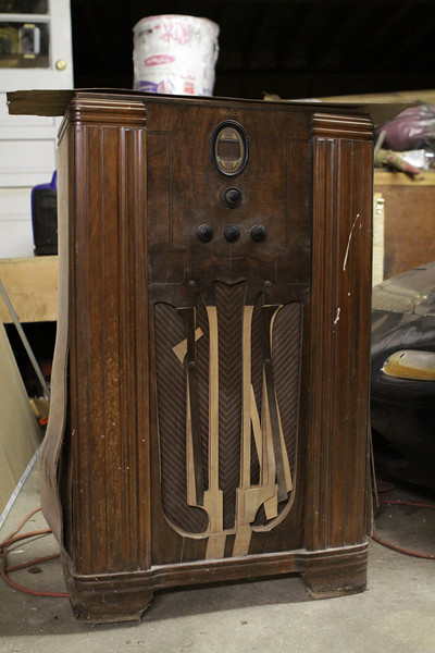 ca 1936 Philco Model 620 Radio