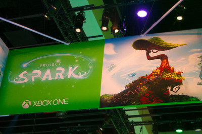 Project Spark is looking to be one of the cool games out there..