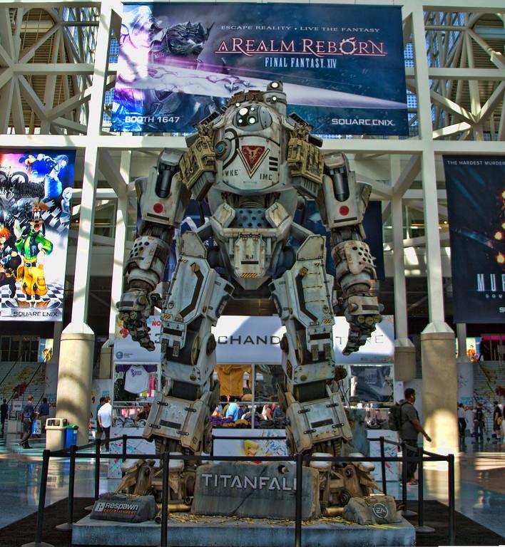 Entertainment Expo 2013