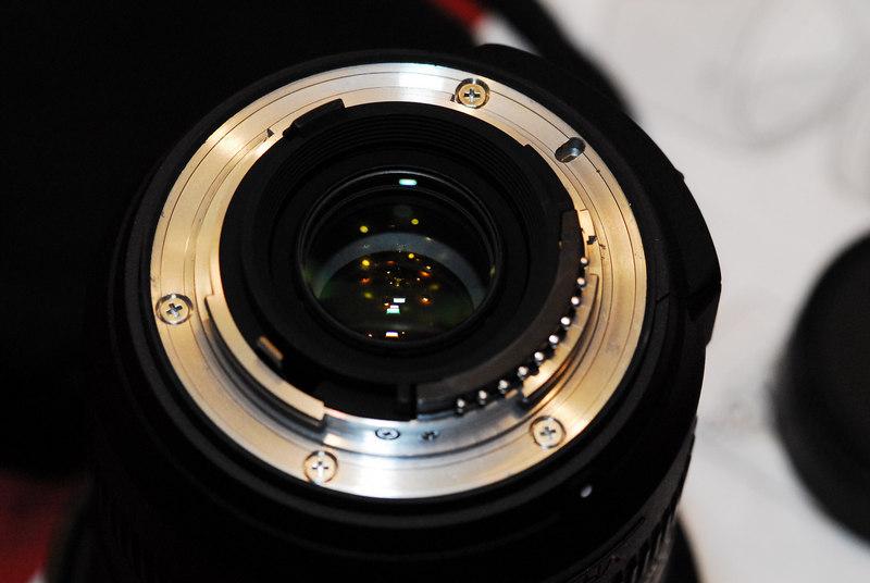 Nikon 18-200 AF-S VR f/3.5-5.6 Lens Mount