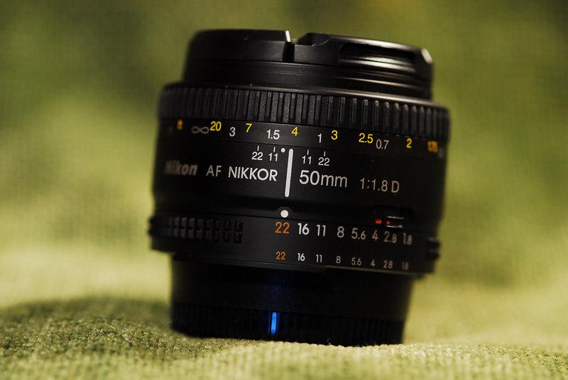 Nikon 50/1.8AF-D