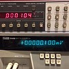 HP 3455A Digital Voltmeter