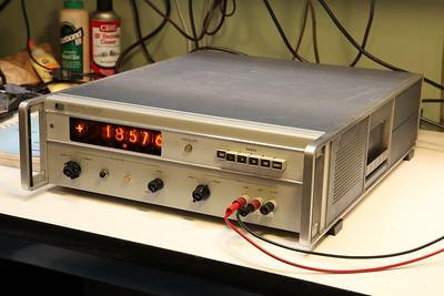 HP 3460B Digital Voltmeter