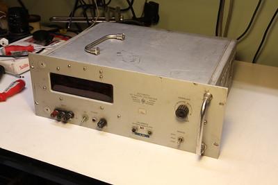 HP 405CR Digital Voltmeter
