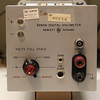 HP 5265A Voltmeter Plug In