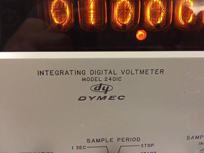HP/Dymec 2401C Integrating Digital Voltmeter