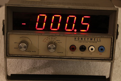 Honeywell 620B DVM