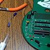 Solder the rest of the power components