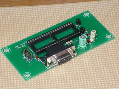 PIC Programmer module.
