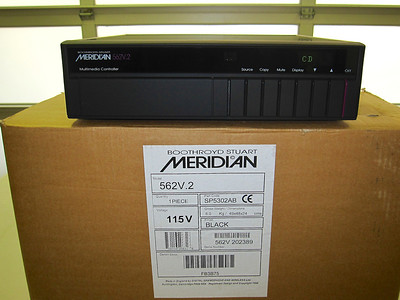 Meridian Audio 562v2 Multimedia Controller