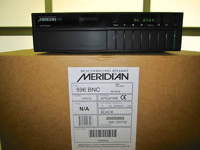 Meridian Audio 596 DVD Player