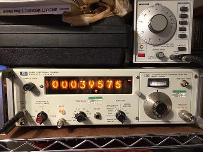 Misc. test equipment