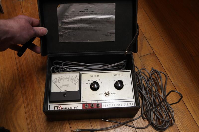 Robinair 12860 Temperature Tester