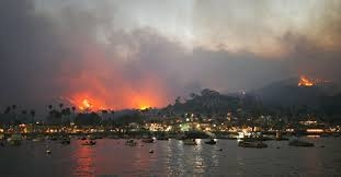 Catalina 2007 Fire
