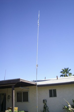 New HF Antenna