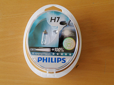 Philips H7 X-tremeVision