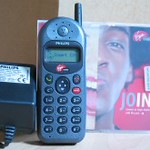 Philips Savvy Mobile Phone