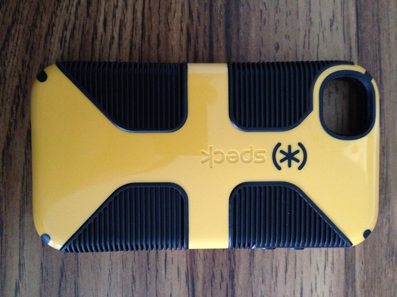 Photos of my new iPhone case.
