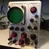 Tektronix 310 oscilloscope, as purchased.