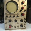 Tektronix 515A front panel