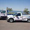 Fleet Trucks at Hefner9