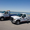 Fleet Trucks at Hefner