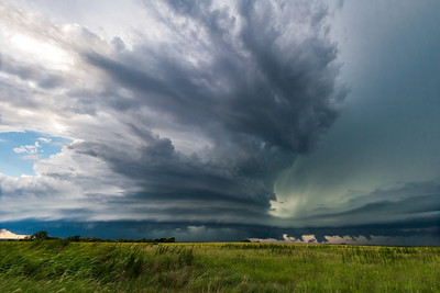 """All Wrapped Up""  Putnam, OK Technical Details: Shot with Canon 30D and Canon 10-22 lens at F4 and 1/60 seconds."