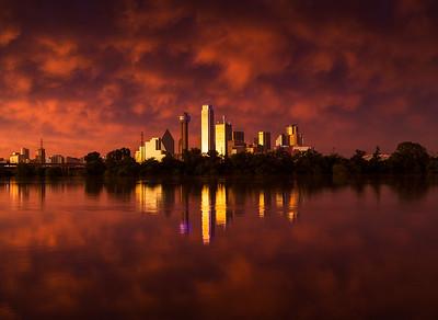 Dallas On Fire