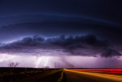 """""""Electric Blue""""  Throckmorton, TX, TX Technical Details: Shot with Canon 5d MK2 and Canon 24-70 L lens."""