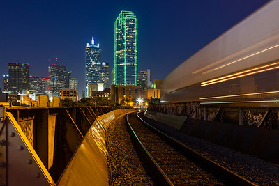 """Motion""  Dallas, TX Technical Details: Shot with Canon 5d MK2 and Canon 24-70 L lens."