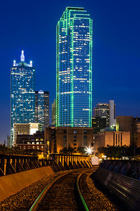 """""""Straight and Tall""""  Dallas, TX Technical Details: Shot with Canon 5d MK2 and Canon 24-70 L lens."""