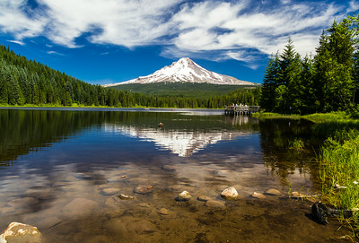 """Trillian Lake, Oregon""  Portland, OR Technical Details: Shot with Canon 6D and Canon 24-105L lens at F16 and 1/60 seconds."
