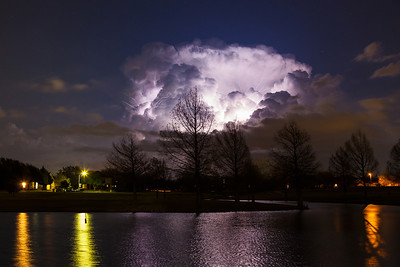 """Static Electricity""  Allen, TX Technical Details: Shot with Canon 5d MK2 and Canon 24-105L lens."