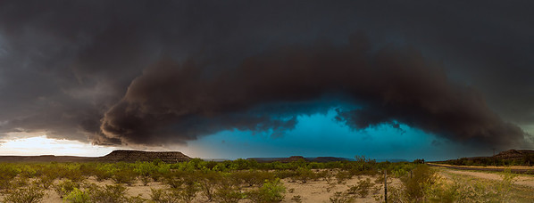 """The Core""  Scheffield, TX Technical Details: Shot with Canon 6d and Canon 24-105L lens.  Panorama stitched from 8 vertical shots."