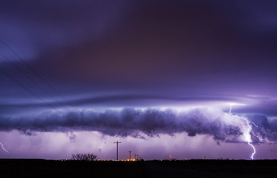 """Electric Blue""  Throckmorton, TX, TX  Technical Details: Shot with Canon 5d MK2 and Canon 24-70 L lens."