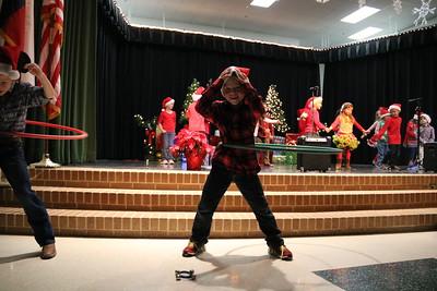 1st Grade Christmas Concert 2015