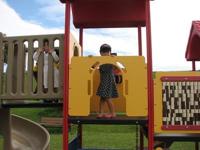 2011 Kindergarten Family Sports Day
