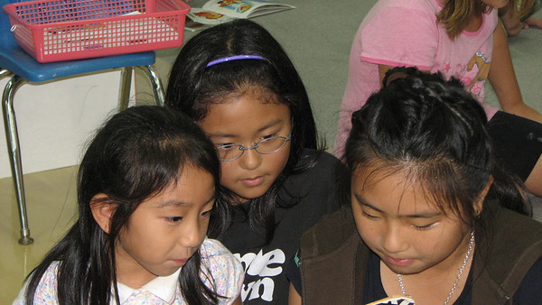 5th Grade - K5 Reading Buddies