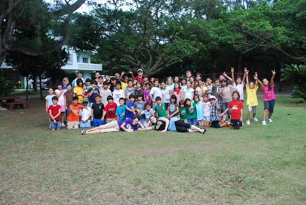 Elementary Camp (Oct. 2009)