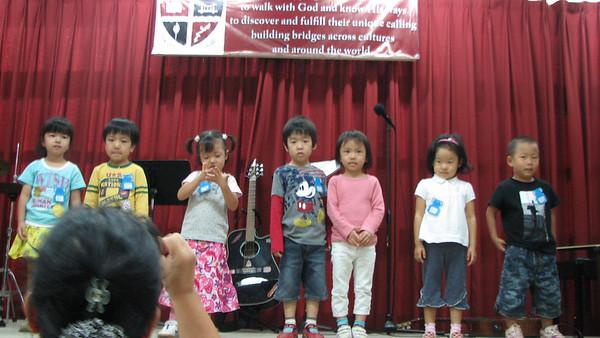 Kindergarten Speeches